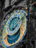 Astronomical Clock - Praha Landmark poster