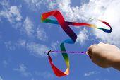 Swing The Rainbow Ribbon