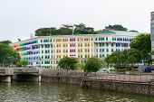 Mica Building Is Colonial Landmark In Singapore