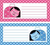 cat carrier card