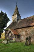 Small Stone Church, England