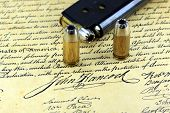 Bullets on Bill of Rights
