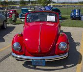 1971 Vw Super Beetle