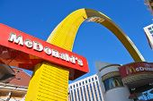 Mcdonald's Restaurantl  In Las Vegas