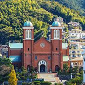 Urakami Cathedral in Nagasaki