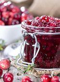 Cranberry Marmelade