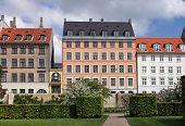 Kopenhagen-Häuser