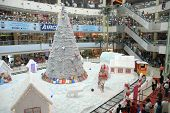 CHRISTMAS SHOPPING DECORATION