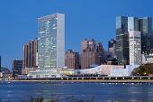 United Nations Headquarters New York City