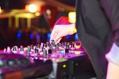 nightclub parties. DJ