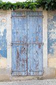 Aged Mediterranean Door