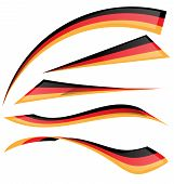 Germany Flag Set