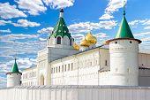 Holy Trinity Ipatiev Monastery Kostroma Russia