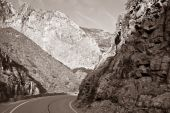 King's Canyon Road