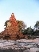 Pagoda at Wiang Kum Kam temple