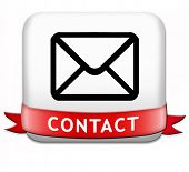 contact address button for feedback icon, mail us. Coordinates and address for customer support and extra information