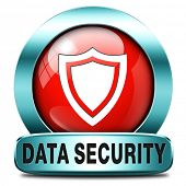 data security firewall data safety and protection of private info against hacker