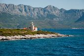 Lighthouse On Hvar Island