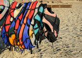 Colorful Life Jackets