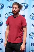 LOS ANGELES - MAY 21:  Casey Abrams at the American Idol Season 13 Finale at Nokia Theater at LA Liv
