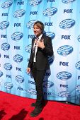 LOS ANGELES - MAY 21:  Keith Urban at the American Idol Season 13 Finale at Nokia Theater at LA Live