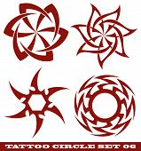 Tattoo circle