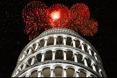New Year At Pisa