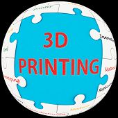 Concept Of 3D Printing
