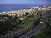 A View Of Funchal Madeira