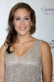 LOS ANGELES - NOV 4:  Erin Krakow at the Hallmark Channel's
