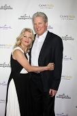 LOS ANGELES - NOV 4:  Barbara Niven, Bruce Boxleitner at the Hallmark Channel's