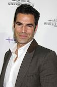 LOS ANGELES - NOV 4:  Jordi Vilasuso at the Hallmark Channel's