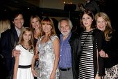 LOS ANGELES - NOV 4:  Michael Damian, Paris Abbott, Katherine Flynn, Jane Seymour, Keenan Kampa, J Damian at the