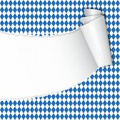 Oktoberfest - Torn-paper With Copy Space