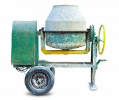 Cement Mixer Machine
