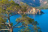 Beautiful Seaside In Crimea