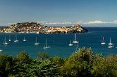 Portoferraio, Isle Of Elba, Italy