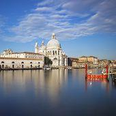 The Famous Basilica Di Santa Maria Della Salute