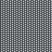 Vector carbon fiber texture seamless pattern