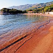 Adriatic Sea Beach View
