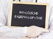 Doctor Shows Information: Benign Myalgic Encephalomyelitis