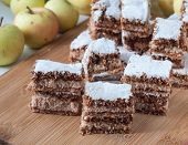 Apple Marshmallow Desserts