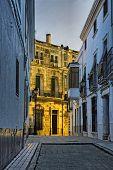 Light Over Olivenza, Spain