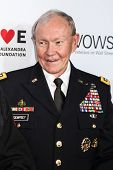 NEW YORK, NY - NOVEMBER 05: Chairman of the Joint Chiefs of Staff Gen. Martin Dempsey attend at Stand Up For Heroes at Madison Square Garden on November 5, 2014 in New York City.