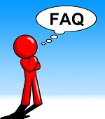 Character Thinking Faq Shows Faqs Support And Answer