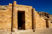 The funerary complex of Djoser (Zoser)