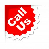 Call Us Shows Conversation Network And Chatting