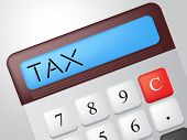 picture of irs  - Tax Calculator Representing Irs Trade And Corporate - JPG