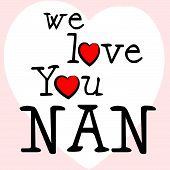 We Love Nan Shows Dating Devotion And Gran