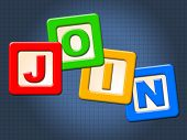 Join Kids Blocks Represents Sign Up And Youngster